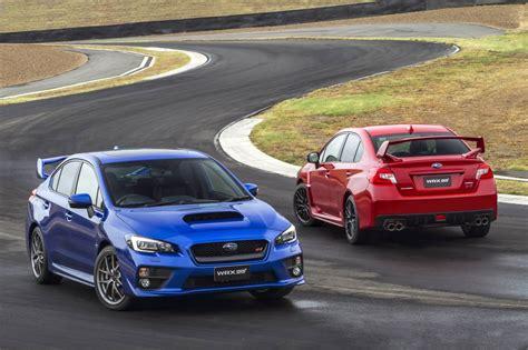 sti subaru red subaru cars news 2015 wrx sti sets new lap record at