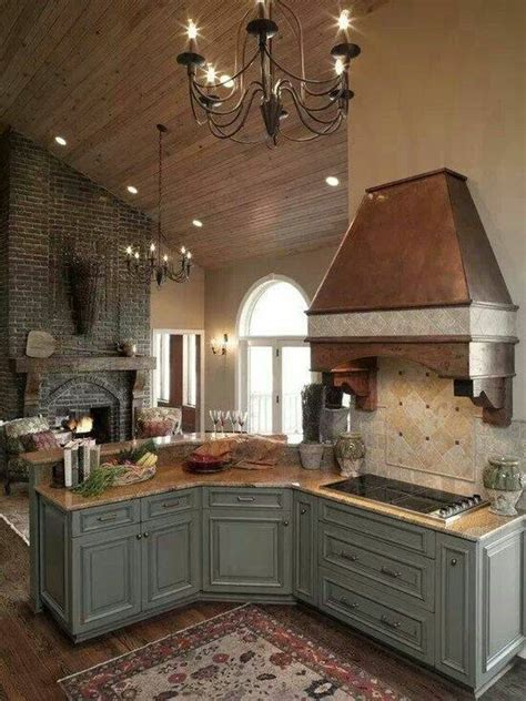 decorating a kitchen with copper 20 id 233 es comment am 233 nager une cuisine style cagne