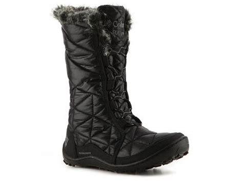 dsw winter boots columbia minx snow boot dsw
