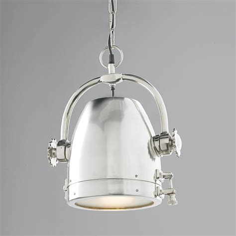 rotating nautical spotlight pendant light pendant