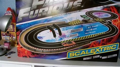 155 Fast Furious Set scalextric set review fast and furious 6