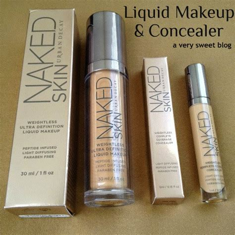 Decay Skin Concealer Travel Size a sweet january 2015