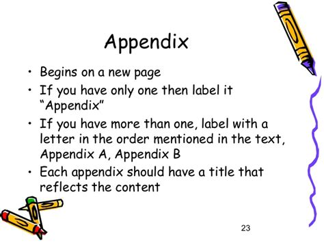 How To Make An Appendix For A Research Paper - writing research paper khalid