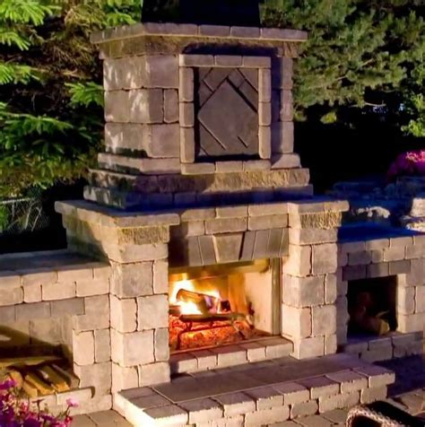Unilock Fireplace Kits by Vcs Web Store Faux Travertine Tiles Manufactured