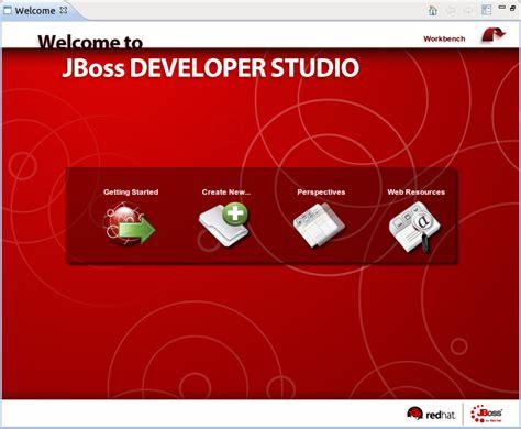 jboss developer chapter 1 getting started with jboss developer studio