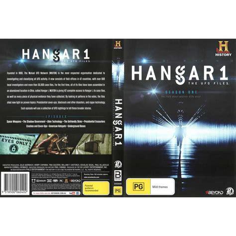 where is hangar 1 hangar 1 the ufo files season 1 dvd big w