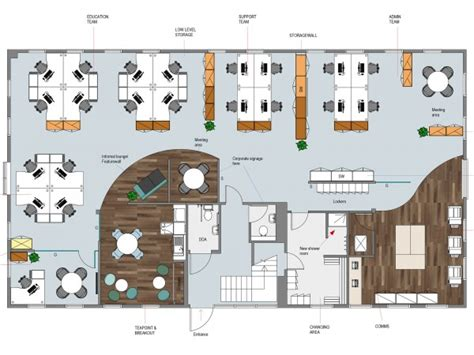 office interior layout plan designing office space layouts brucall com