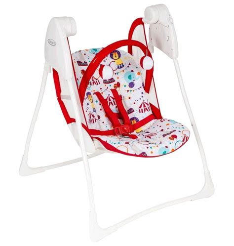 graco delight baby swing graco swing baby delight 2015 circus buy at kidsroom