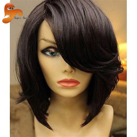 the wig mall wigs human hair lace front wigs full lace cheap bob human hair lace front wigs for black women