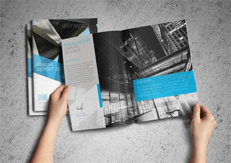 microsoft publisher annual report template 32 indesign annual report templates for corporate