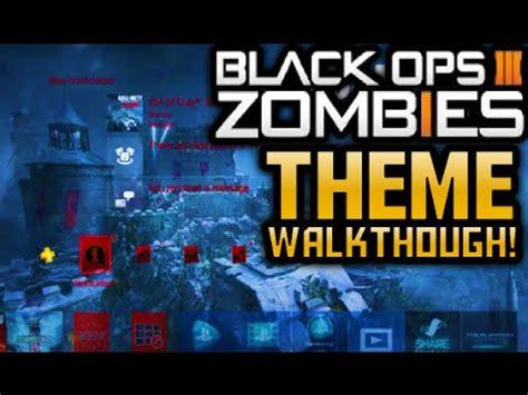 themes ps4 bo3 black ops 3 zombies quot der eisendrache quot dlc 1 ps4 theme