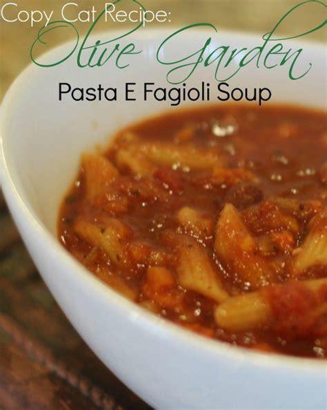 Olive Garden Pasta E Fagioli Soup Recipe by Copycat Recipe Olive Garden Pasta E Fagioli Soup Cooker Bargainbriana