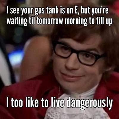 Ran Out Of Gas Meme - free sle garageboss oil drain pans and briggs