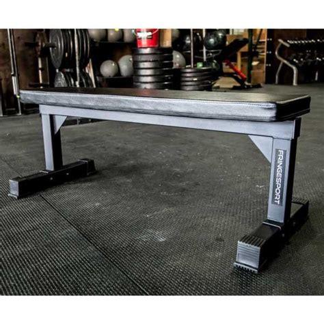 powermax flat bench flat gym bench by onefitwonder fringesport