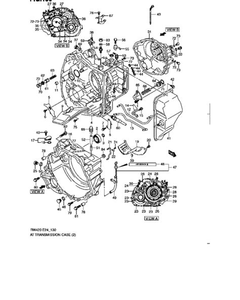 Suzuki Sx4 Transmission At Transmission For Suzuki Sx4 Rw420 0 Year Megazip