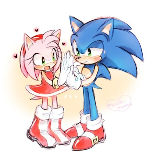 sonic and amy humps sonic humps amy sonic boom pictures to pin on pinterest