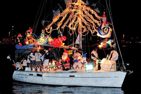 Free Home Decorating Magazines Designing A Holiday Lights Display For Your Boat Boatus