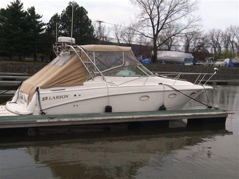 larson boats cabrio 290 larson cabrio 290 2001 for sale for 33 000 boats from