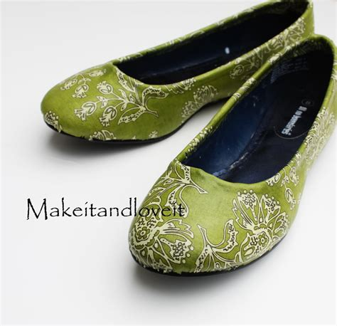 diy mod podge shoes diy fabric covered shoes do it and how