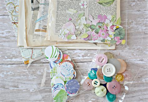 vintage craft projects the of 5 fabulous button crafts