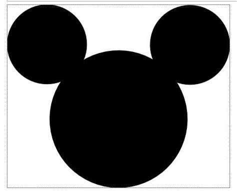 mickey mouse template madinbelgrade