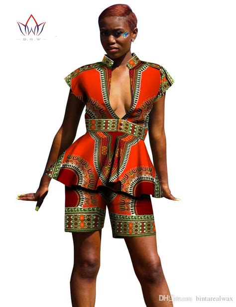 african print crop top african clothing african fashion 2018 african print shorts plus size african clothing