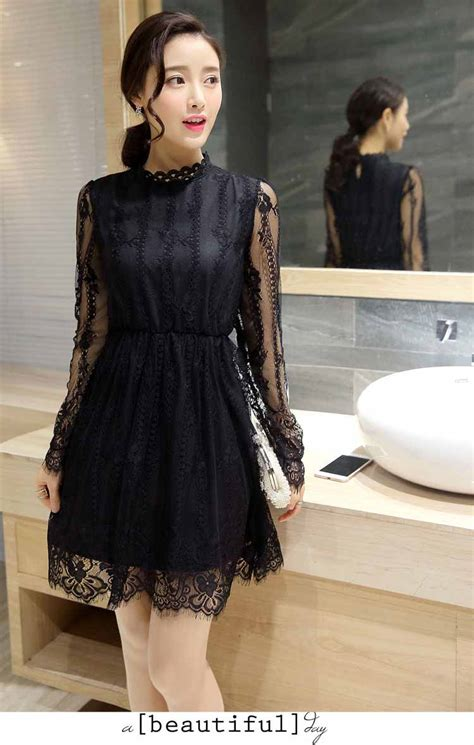 Mini Dress Terbaru Brukat mini dress brokat cantik 2016 jual model terbaru murah