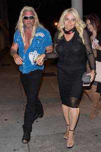 dogs beth beth chapman of the bounty steps out after throat cancer reveal