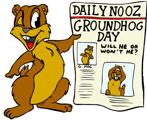 groundhog day you never thank me oliver s inspired what i m loving wednesday