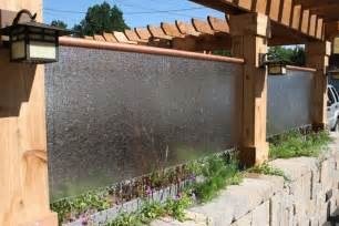 Backyard Walls 38 Amazing Outdoor Water Walls For Your Backyard Digsdigs