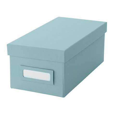 Ikea Ikea Tjena Kotak Dengan Penutup 32x35x32 Cm Limited tjena kotak dengan penutup biru muda ikea