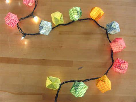 How To Make Paper Lantern String Lights - paper lanterns my riviera wedding