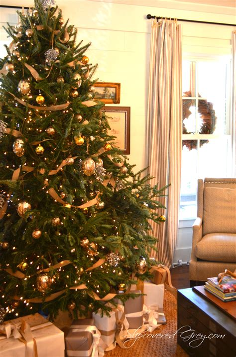 big christmas tree in small room decoration living room with tree christmast tress gold ornament and accessories for