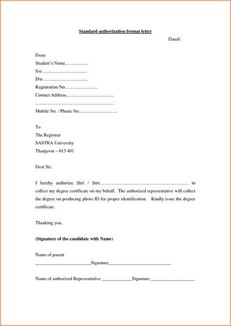 vendor authorization letter format vendor authorization letter format new 8 authorization