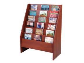 library magazine display rack