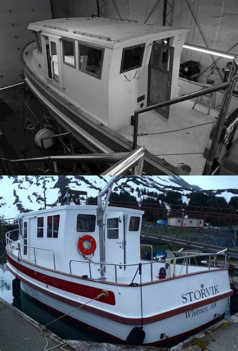 fishing boat restoration the 25 best boat restoration ideas on pinterest