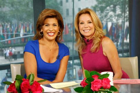 the today show with hoda and kathie lee ambush makeovers hot art images hoda kotb and kathie lee