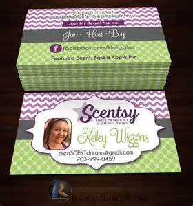 scentsy business cards scentsy business cards style 3 183 kz creative services 183 store powered by storenvy