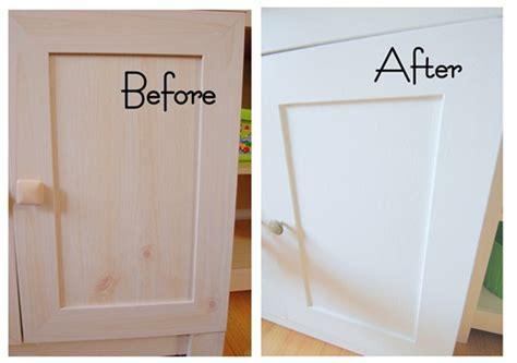 Painting Laminate Cabinet Doors How To Paint Laminate Kitchen Cupboard Doors Kitchen Design Ideas
