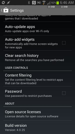 play settings apk play store 4 0 25 android vending 4 0 25 apk
