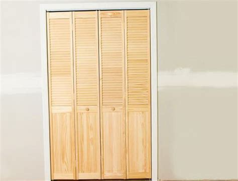 Louvered Bifold Closet Doors Sizes Closet Door Sizes Chart Home Design Ideas