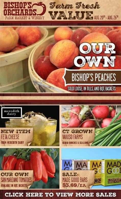 farm fresh service desk hours customer rewards bishop s orchards