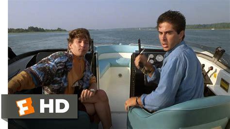 weekend at bernies boat weekend at bernie s 9 10 movie clip man overboard