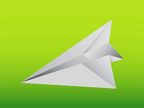 Origami Flying Plane - origami plane vector graphics freevector