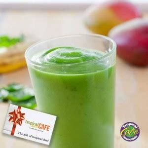 Tropical Smoothie Gift Card - tropical smoothie gift cards come with a bonus yum