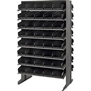 Quantum Rack by Quantum 60in Rack With 80 Bins 24in X 36in