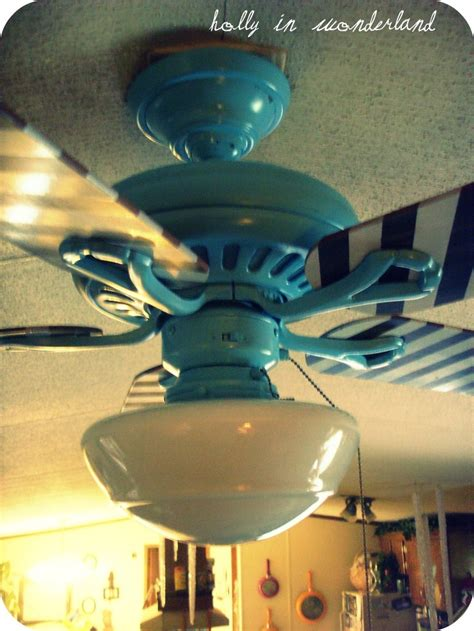 Painted Ceiling Fans by 25 Best Ideas About Painted Ceiling Fans On