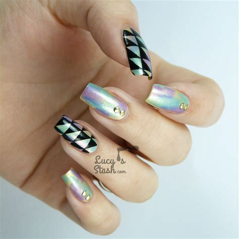patterned fake nails patterned acrylic nails how you can do it at home