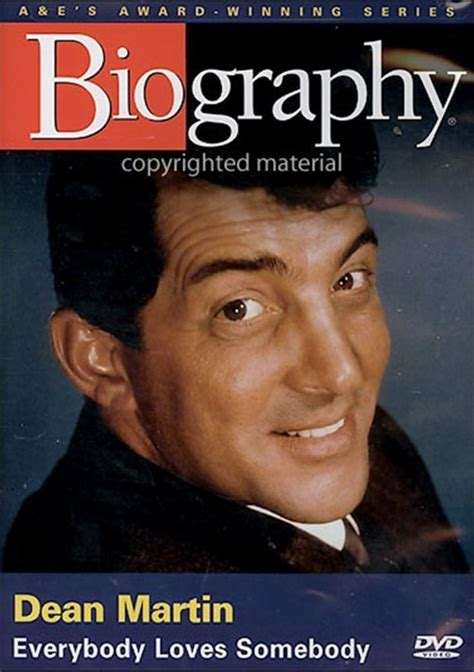 biography dean martin biography dean martin dvd 1995 dvd empire