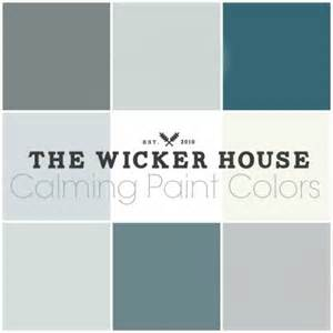 calming color schemes 9 calming paint colors